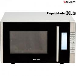 MICROONDAS GLEM GMF 204 IX