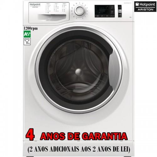 MÁQUINA DE LAVAR ROUPA 8kg HOTPOINT/ARISTON NM11 825 WSA